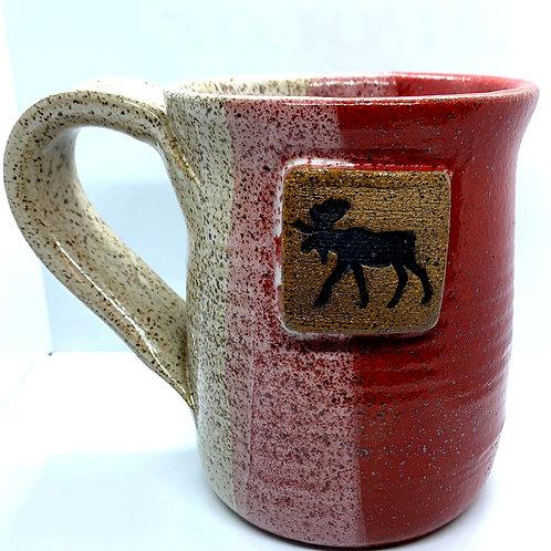 Red Moose Mug