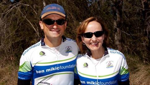 Andrea and Darren M.