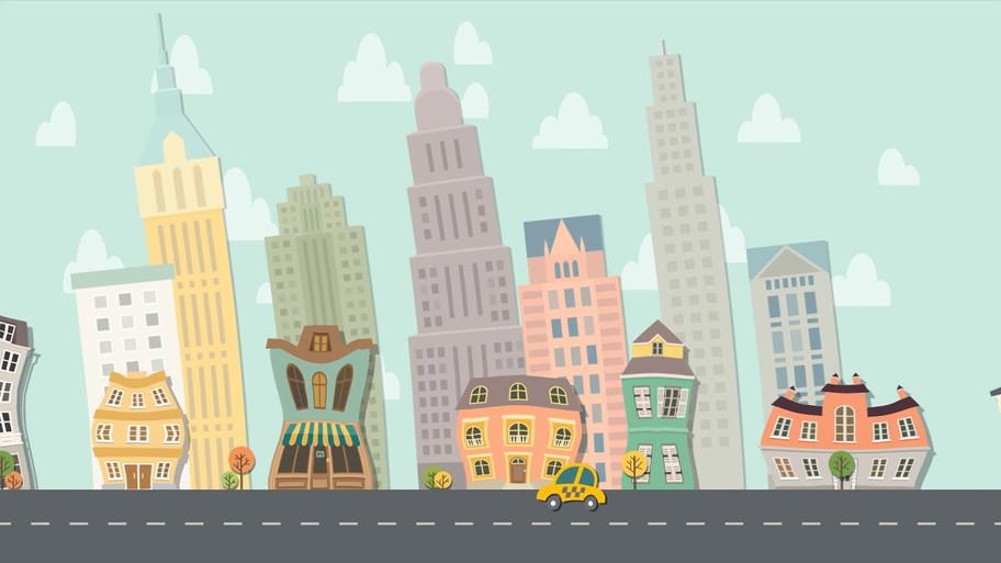 Bouncing City