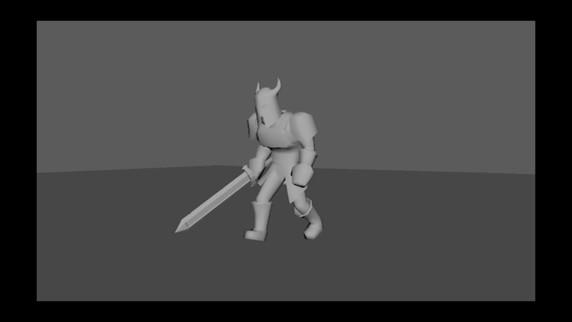 Viking Animations