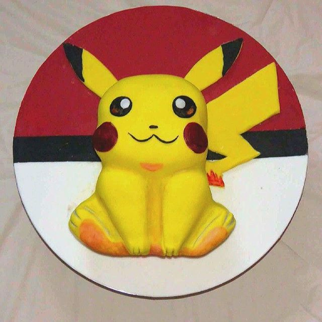 Gotta cake em all!_Inspired by _zoesfancycakes