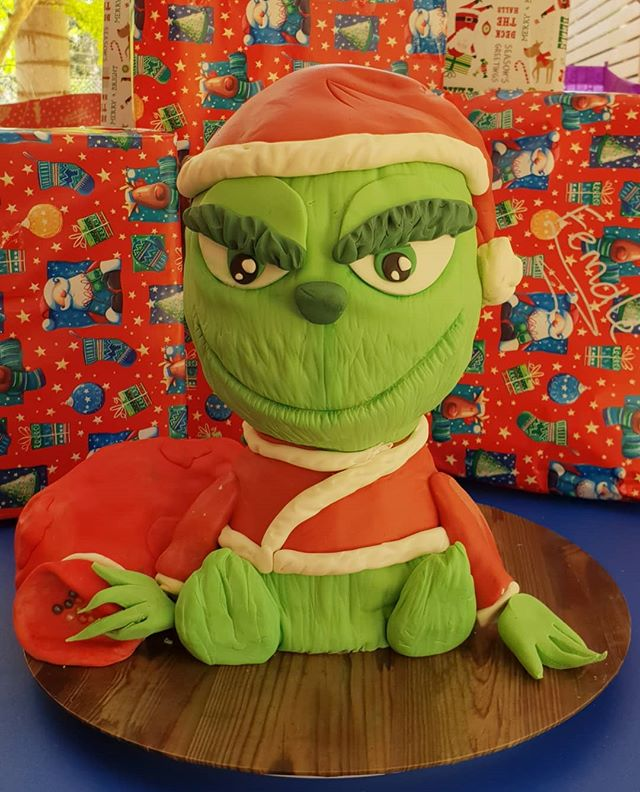 the the the the THE GRINCH!__#allormuffi