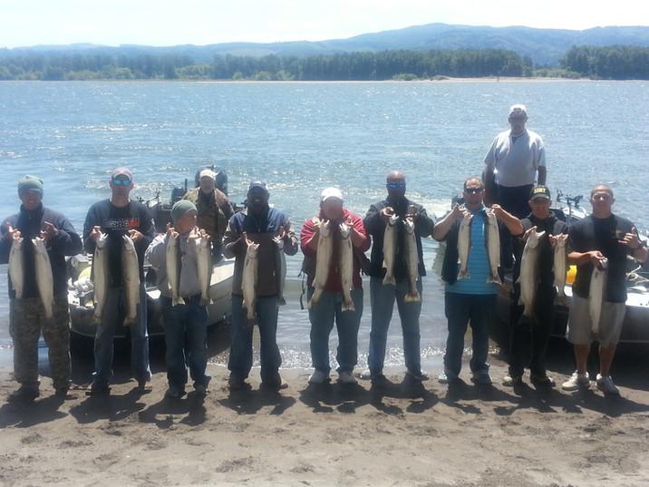 JULY 2013 COLUMBIA SUMMER STEELHEAD #26.
