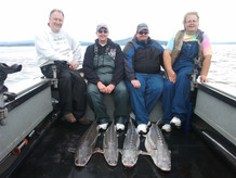 RON & CLIENTS WITH MORE LIMITS KEEPER ST