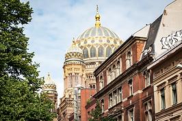 Sinagoga Berlino ebraica, Visite guidate Berlino