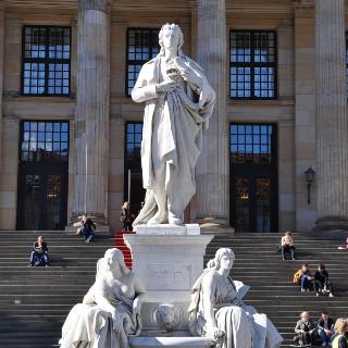 Schiller a Berlino