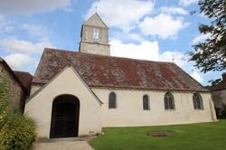 Kirche von Bleury