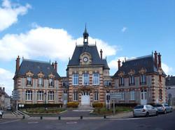 Rathaus von Auneau