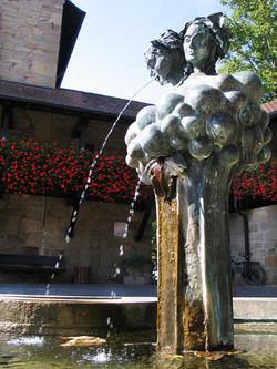 Güglingen Weinbrunnen
