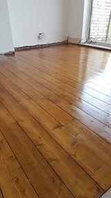 Floorboard Sanding