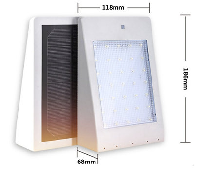 4W LED Solar Light