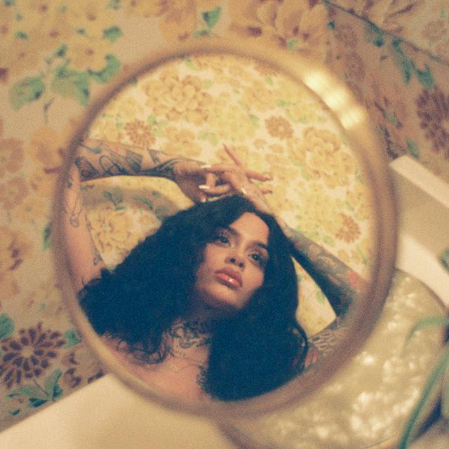 Capa do álbum While We Wait de Kehlani (r&b)