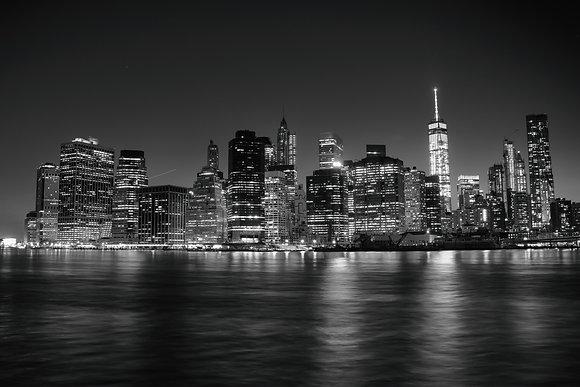 Nova York em Preto e Branco