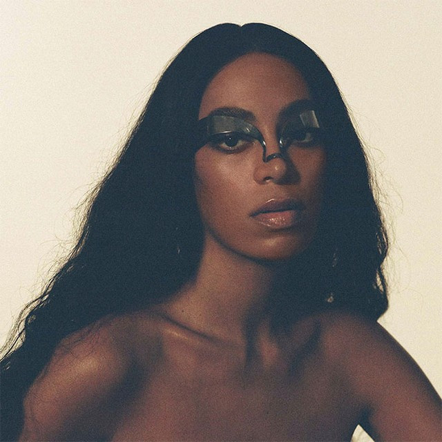 "Capa do álbum ""When I Get Home"" de Solange (neo soul, r&b)"