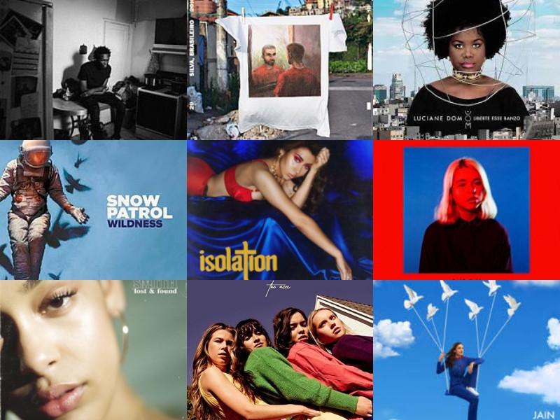Melhores álbuns de 2018