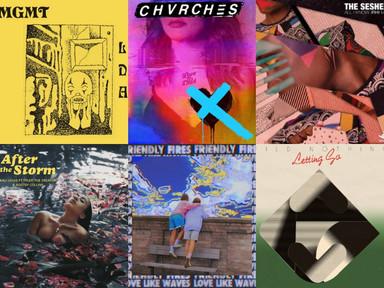 Músicas Favoritas de 2018