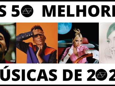 As 50 melhores músicas de 2020
