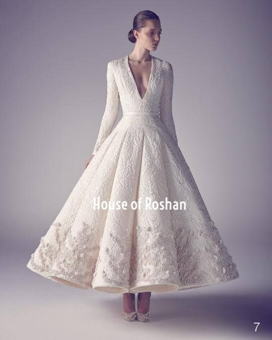 TAILORED BY HOUSE OF ROSHAN