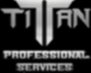 Titan Professional Services Logo Transpa