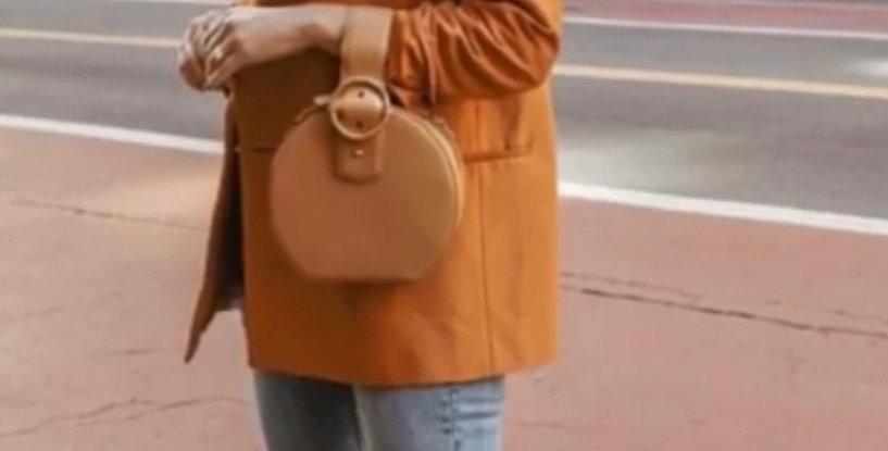 Addicted Circle Bag
