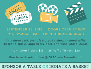TV Dinner Party - Buy Tickets Now!