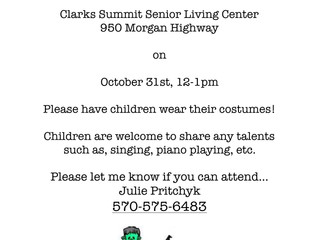 October Caring Families Project