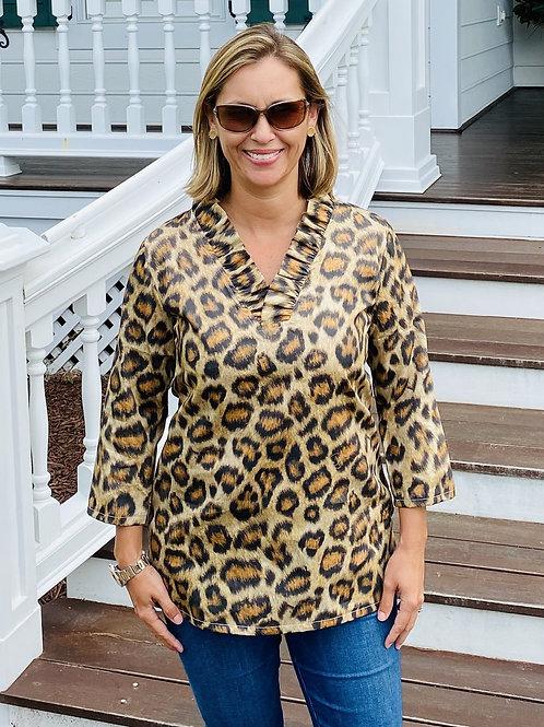 Parker Tunic in Leopard