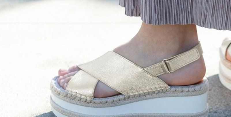 Sporty Wedge