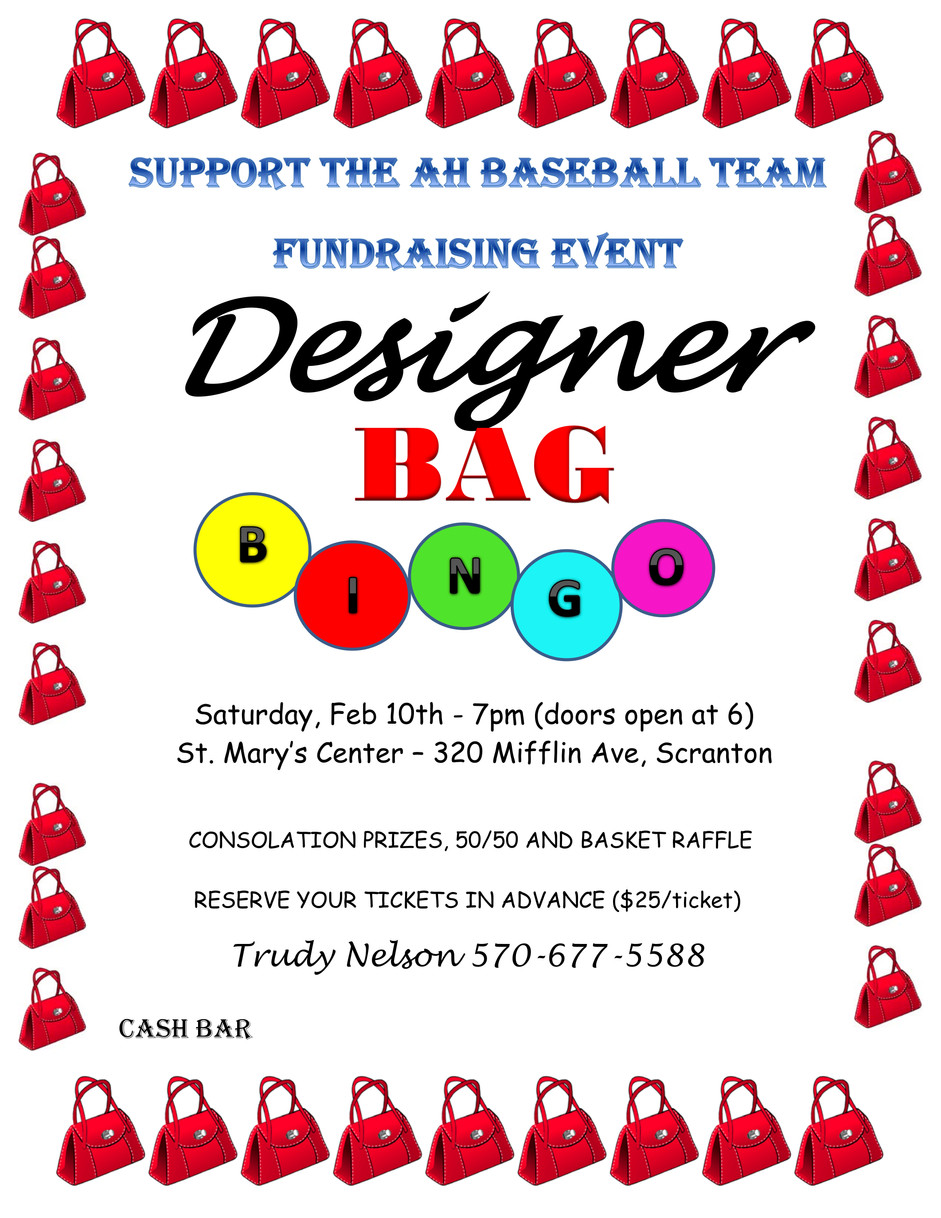 Abington Heights Baseball Fundraiser