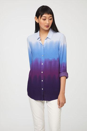 Chalanna Shirt - Grape Ombre