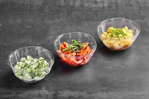 Salatbuffet mit Salaten der Saison - ab 15 Portionen