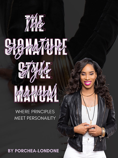 The Signature Style Manual