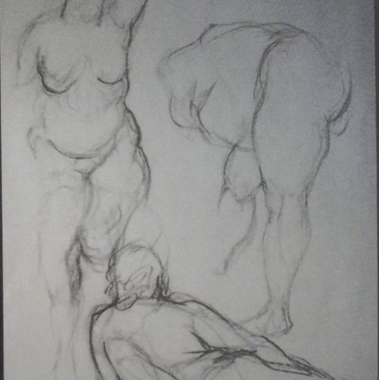 Nude Gesture