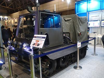 DSEI JAPAN2019 NEC