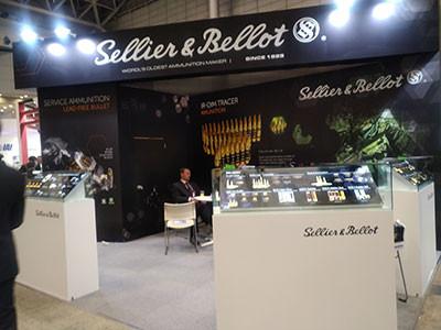 DSEI JAPAN2019 Sellier&Bellot