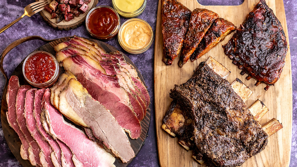 NEW! MEAT LOVERS EXPERIENCE