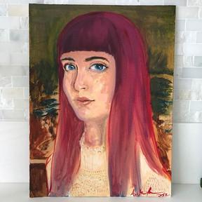 'Modern Mona'