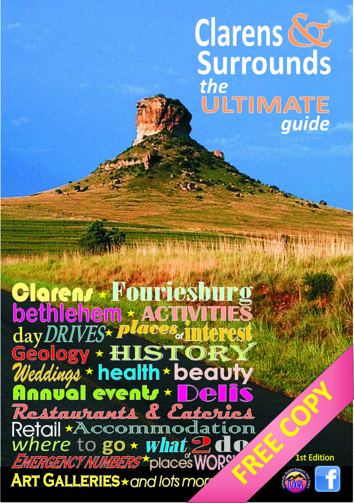 Download Clarens & Surrounds - the Ultimate Guide