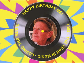 Happy Birthday to Me! - Celebrating the Musical History of 1955