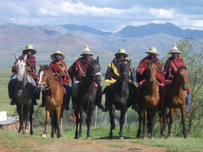 Lesotho's National Transport - a brief history of the Basotho Pony.