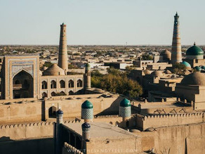 24 Hours in Khiva, Uzbekistan -  Living Museum of the Silk Road