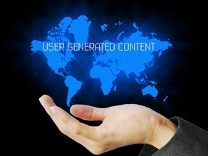 Stuck for content ideas? User Generated Content (UGC) to the rescue!!