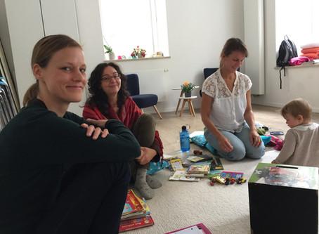 So war's im dritten Münchner Elternzeit Basecamp!