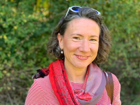 """""""Triff die elterngarten Coach"""" – Reihe: Interview mit Saskia Deller"""