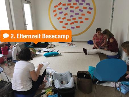 Zweites Elternzeit Basecamp ist gestartet!