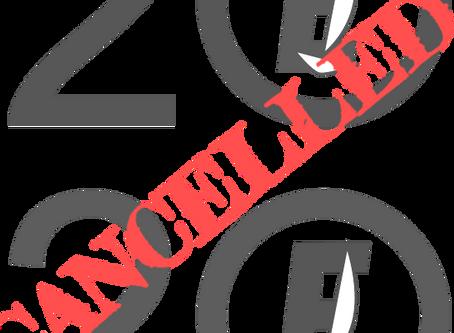 Cancellazione Europeo M/Y 2020