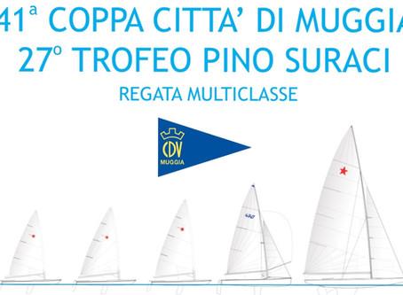 41° Coppa Città di Muggia - Trofeo Pino Suraci
