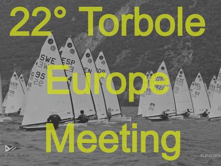 Al via le iscrizioni per il 22° Torbole Europe Meeting