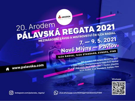 XX Arodem PALAVSKA REGATTA