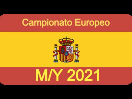 N.O.R. - Campionato Europeo M/Y 2021